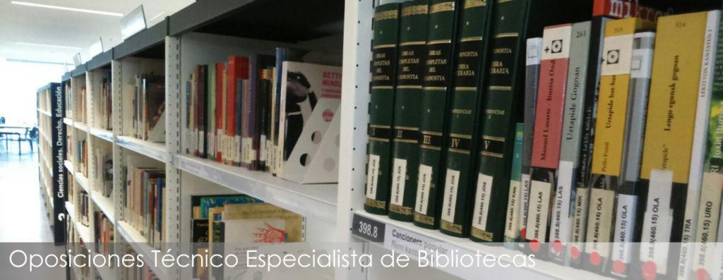 Reunión informativa sobre las oposiciones a Bibliotecario